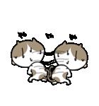 遅刻常習犯の猫平さん【猫田さん番外編1】(個別スタンプ:02)