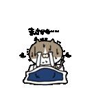 遅刻常習犯の猫平さん【猫田さん番外編1】(個別スタンプ:11)