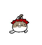 遅刻常習犯の猫平さん【猫田さん番外編1】(個別スタンプ:33)