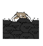 遅刻常習犯の猫平さん【猫田さん番外編1】(個別スタンプ:35)
