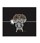 遅刻常習犯の猫平さん【猫田さん番外編1】(個別スタンプ:38)