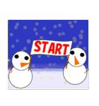 正月&クリスマス 年末年始イベント(行事)(個別スタンプ:26)