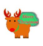 正月&クリスマス 年末年始イベント(行事)(個別スタンプ:39)