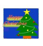 正月&クリスマス 年末年始イベント(行事)(個別スタンプ:40)