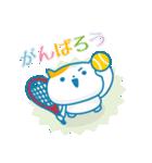 ねこっとテニス(個別スタンプ:19)