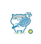 ねこっとテニス(個別スタンプ:22)