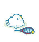 ねこっとテニス(個別スタンプ:30)
