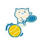 ねこっとテニス(個別スタンプ:38)