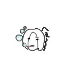 もぐキャバ嬢(個別スタンプ:04)