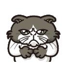 オコねこ~気難しい顔は生まれつき!~(個別スタンプ:05)