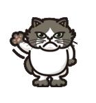 オコねこ~気難しい顔は生まれつき!~(個別スタンプ:09)