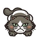 オコねこ~気難しい顔は生まれつき!~(個別スタンプ:20)