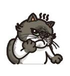 オコねこ~気難しい顔は生まれつき!~(個別スタンプ:27)