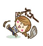 【死語♥】ゆるカジ女子(個別スタンプ:23)