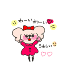 candychan♡macaronchan(個別スタンプ:20)