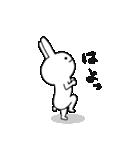 ★謎過ぎるうさぎ★(関西弁)(個別スタンプ:06)