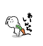 ★謎過ぎるうさぎ★(関西弁)(個別スタンプ:38)