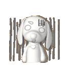 3D ダックスフレンズ(3)メリクリ、年賀入り(個別スタンプ:37)
