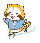 WINTER☆ラスカル(個別スタンプ:26)