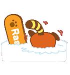 WINTER☆ラスカル(個別スタンプ:28)