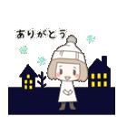 ゆるふわガーリースタンプ【冬】(個別スタンプ:25)