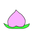 桃太郎 顔文字スタンプ2(個別スタンプ:25)