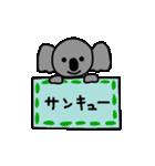 ゆるゆる手描きスタンプ2【よく使う言葉】(個別スタンプ:28)