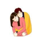 An and Jo(個別スタンプ:32)