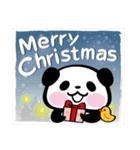 パンダぁー6【お正月&クリスマス編】(個別スタンプ:5)