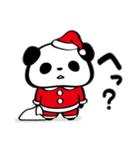 パンダぁー6【お正月&クリスマス編】(個別スタンプ:13)