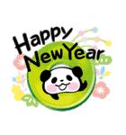 パンダぁー6【お正月&クリスマス編】(個別スタンプ:28)