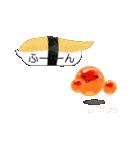 イクラちゃんの相寿司(あいずし)(個別スタンプ:06)