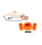 イクラちゃんの相寿司(あいずし)(個別スタンプ:25)