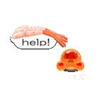 イクラちゃんの相寿司(あいずし)(個別スタンプ:38)