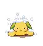 愛されカメさん3(あったか冬とお正月!)(個別スタンプ:03)