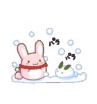 愛されカメさん3(あったか冬とお正月!)(個別スタンプ:05)