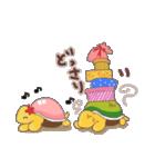 愛されカメさん3(あったか冬とお正月!)(個別スタンプ:31)