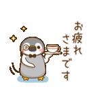 執事ぺんぎん1(個別スタンプ:25)