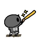 がんばれ!ベースボール4(個別スタンプ:03)