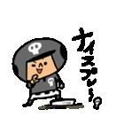 がんばれ!ベースボール4(個別スタンプ:04)