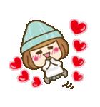 ニット帽のかわいいベニちゃん3(個別スタンプ:27)