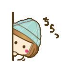 ニット帽のかわいいベニちゃん3(個別スタンプ:29)