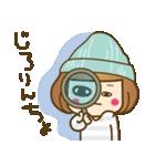 ニット帽のかわいいベニちゃん3(個別スタンプ:30)