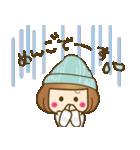 ニット帽のかわいいベニちゃん3(個別スタンプ:31)