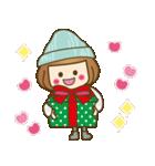 ニット帽のかわいいベニちゃん3(個別スタンプ:37)