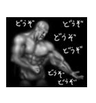 暗闇の筋肉(個別スタンプ:29)