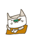 合格祈願シバイヌ Study dog(個別スタンプ:11)