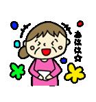 孫大好きおばぁちゃん(個別スタンプ:30)
