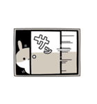 現実逃避ウサギさん(個別スタンプ:20)