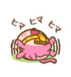 あけおめ ピンクおさる 2016(個別スタンプ:29)